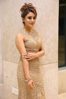 Muskan Sethi in a Gorgeous Sleeveless Glittering Gown at Paisa Vasool audio success meet ~  Exclusive Celebrities Galleries 010.JPG