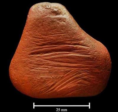 Krayon Berumur 10.000 Tahun Digali di Inggris
