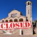 Παραμυθιά: Κλειστός και φέτος την ημέρα της εορτής, ο Μητροπολιτικός Ι.Ν του Αγ. Δονάτου