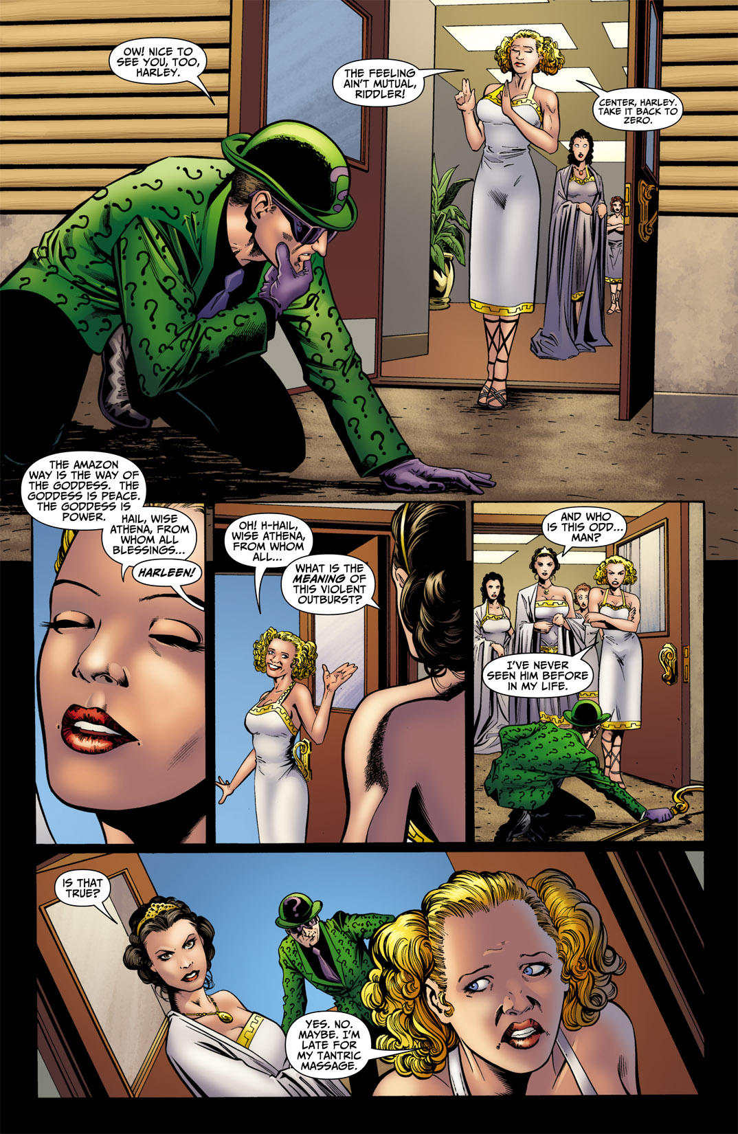 Detective Comics (1937) 837 Page 4