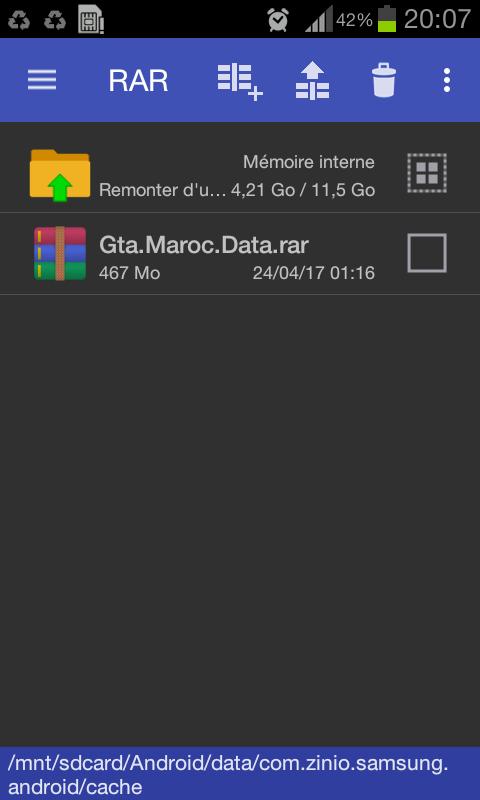 Telecherger GTA Maroc Android V1 apk 2018 / تحميل لعبة جاتا المغرب