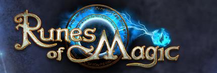The Megalomaniac Bore: Runes of Magic - Reset Secondary Password