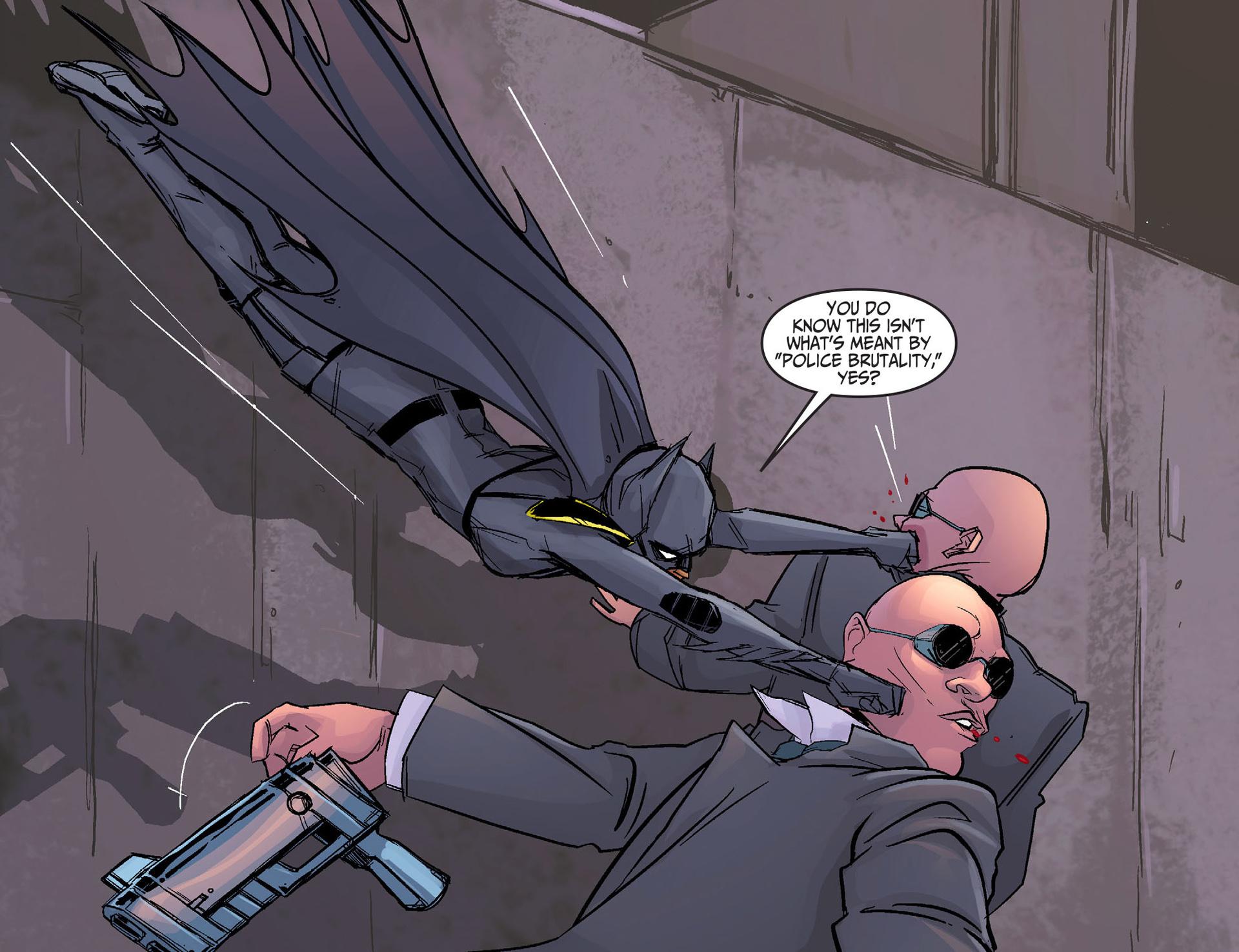Batman Beyond (2012) 29 Page 2