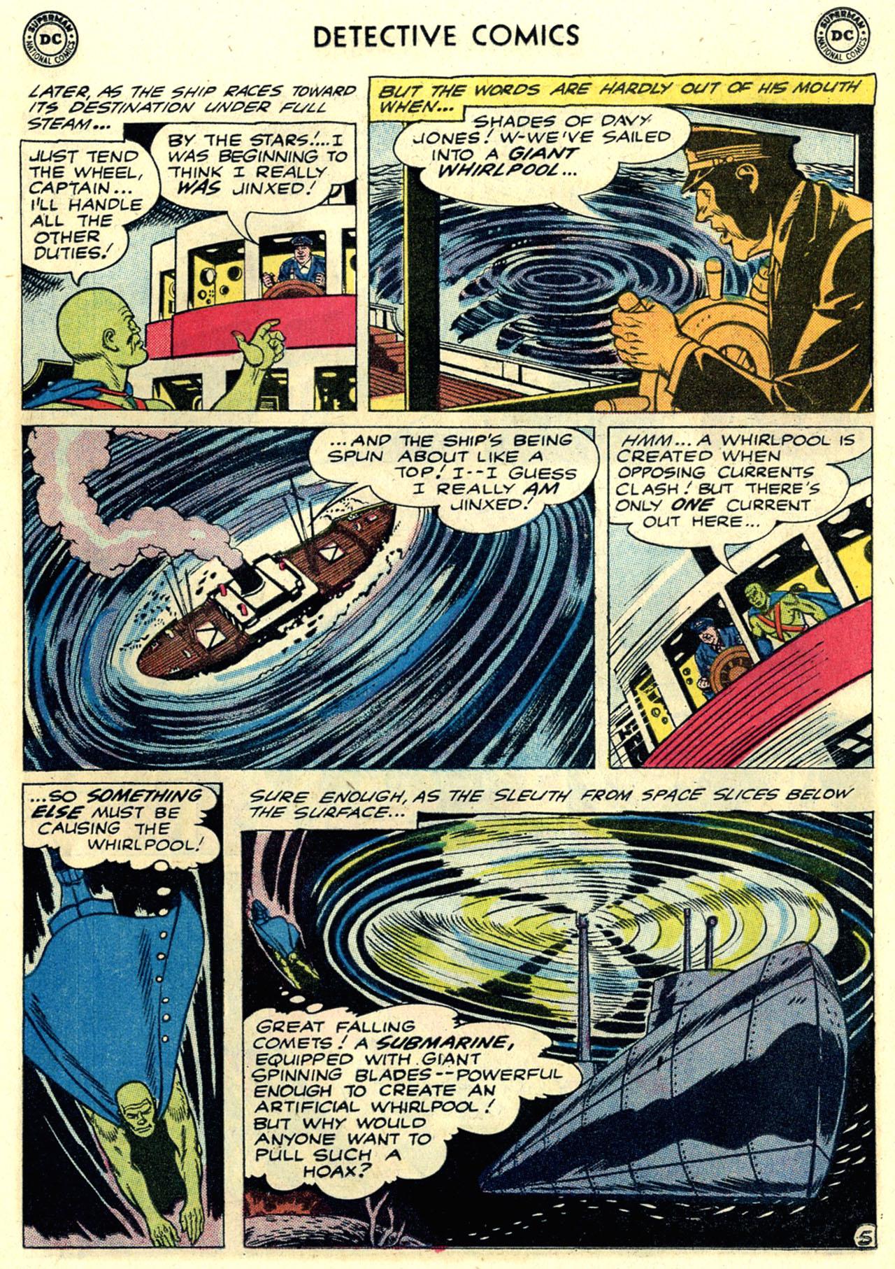Detective Comics (1937) 283 Page 29