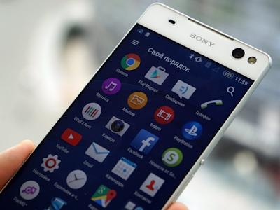 Thay màn hình điện thoại Sony Xperia chính hãng
