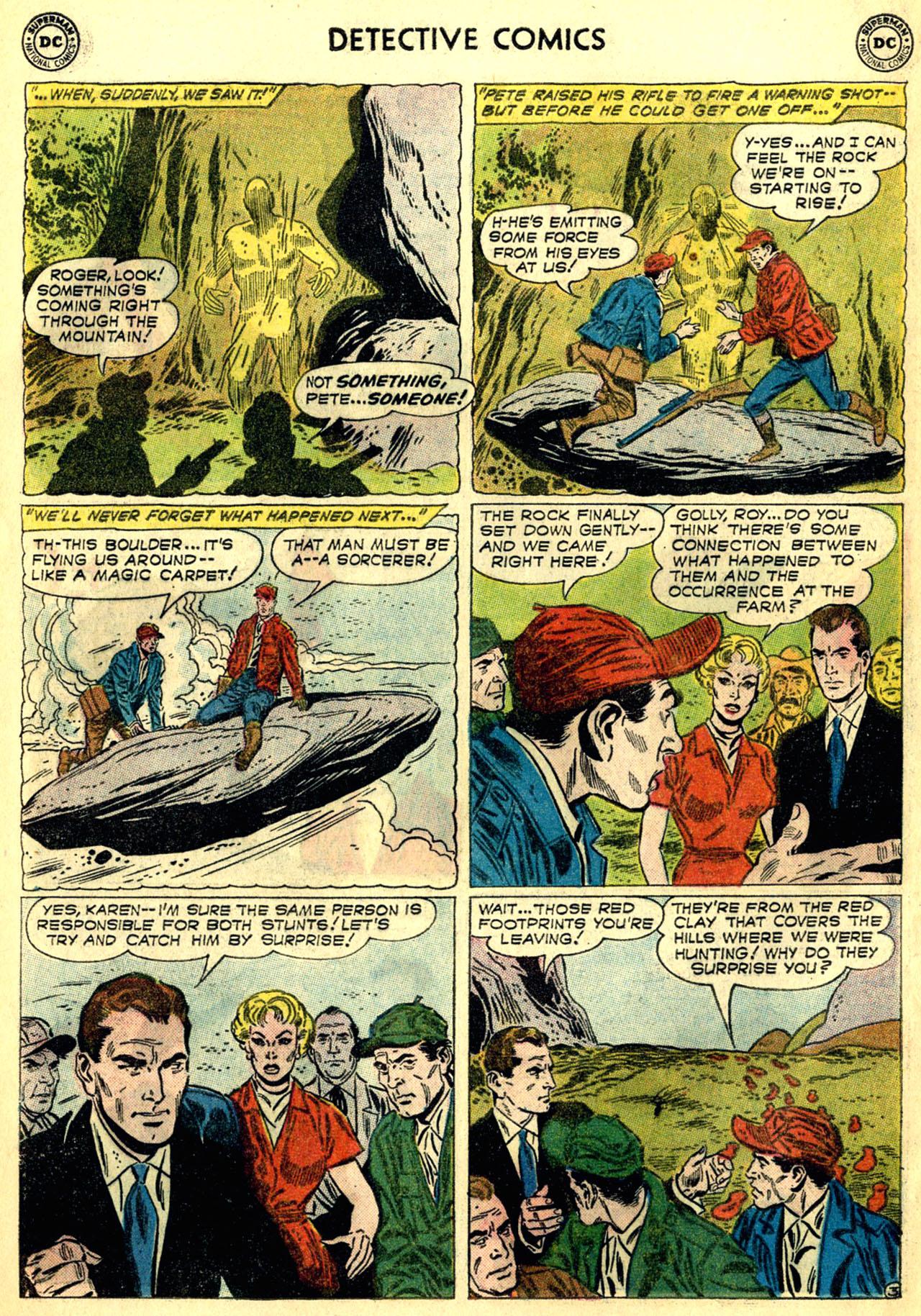 Read online Detective Comics (1937) comic -  Issue #268 - 20