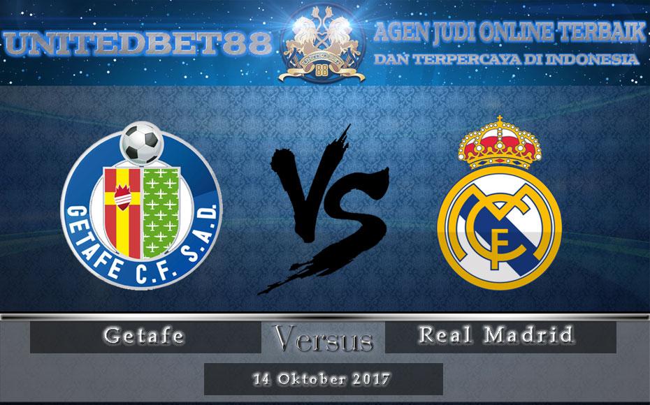 Prediksi Pertandingan Bola Getafe Vs Real Madrid 14: Prediksi Skor Bola Jitu Getafe Vs Real Madrid 14 Oktober