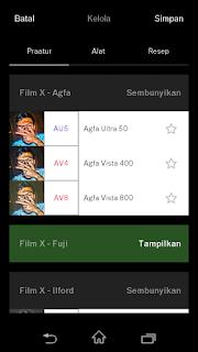 VSCO X MOD Full Filter