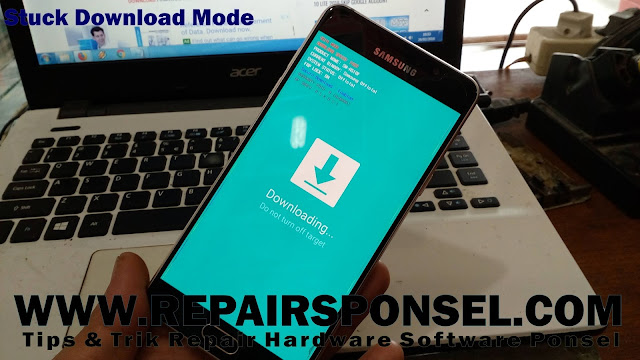 Cara Atasi Samsung A5 Stuck Download Mode