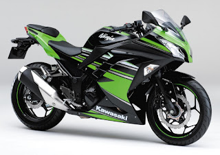 Kawasaki Ninja 250 KRT Edition 2017