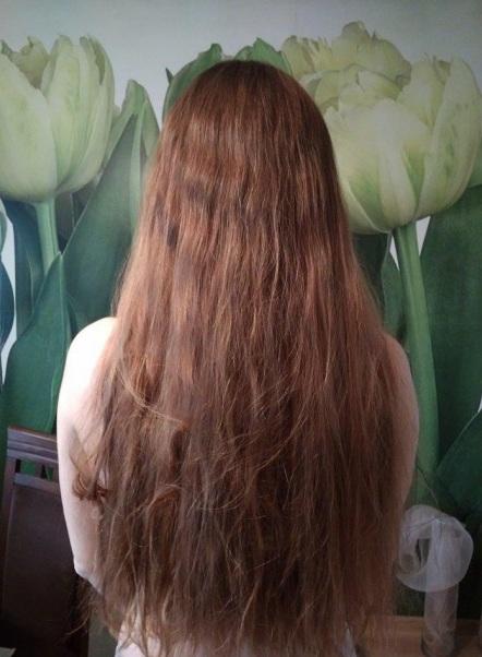 Włosowa metamorfoza naszej Czytelniczki Basi w 4 godziny - jak bez silikonów z pomocą tylko naturalnej pielęgnacji poradzić sobie z bardzo mocno plątającymi się włosami