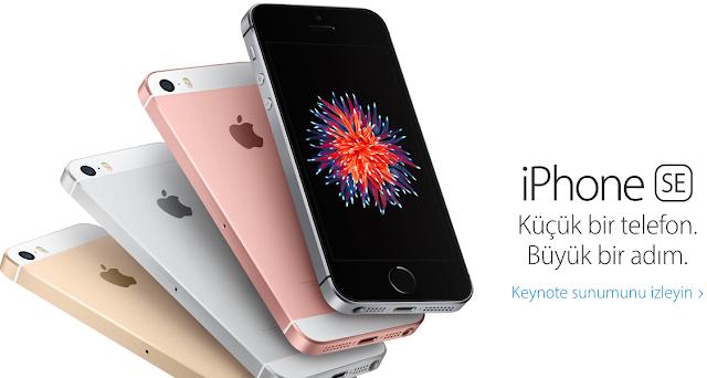iphone SE özellikleri ve türkiye fiyatı