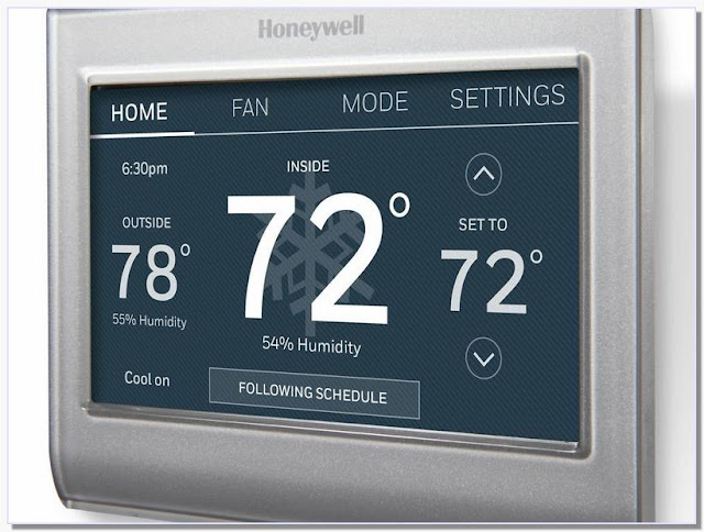 Honeywell Wifi Thermostats Home Depot