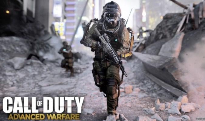 Game Komputer (PC) - Call Of Duty: Advanced Warfare
