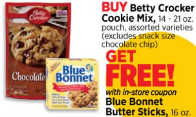 Blue bonnet butter coupons