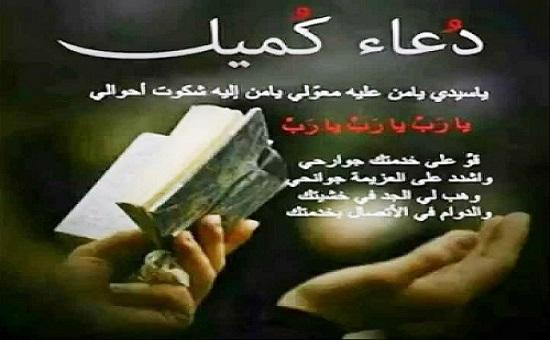 دعاء كميل لماذا يحبه الشيعة ويردده زوار مقامه فى النجف