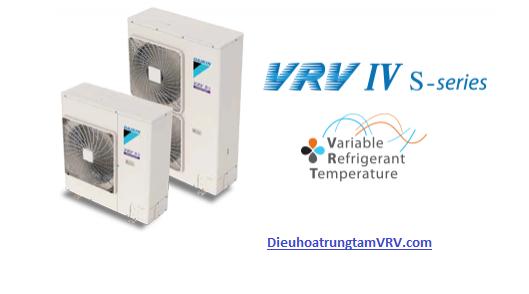 Điều hòa VRV là thương hiệu riêng của tập đoàn Daikin
