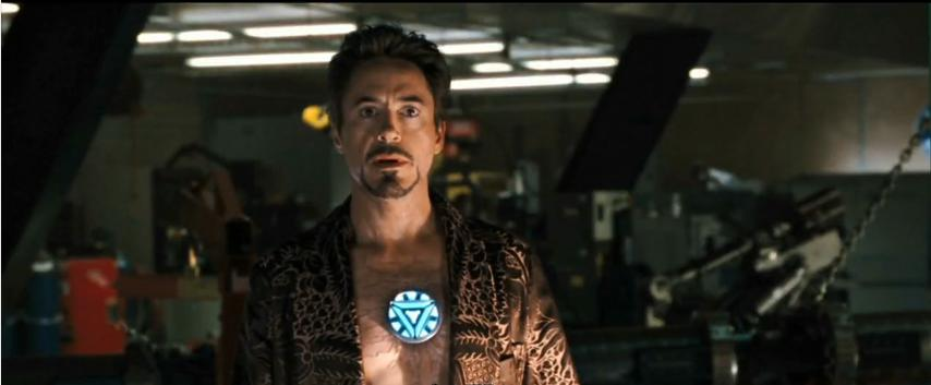 Built to, Build to: Iron Man's Chest Arc Reactor 1