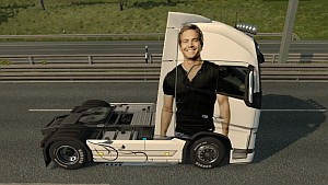 Paul Walker Volvo skin