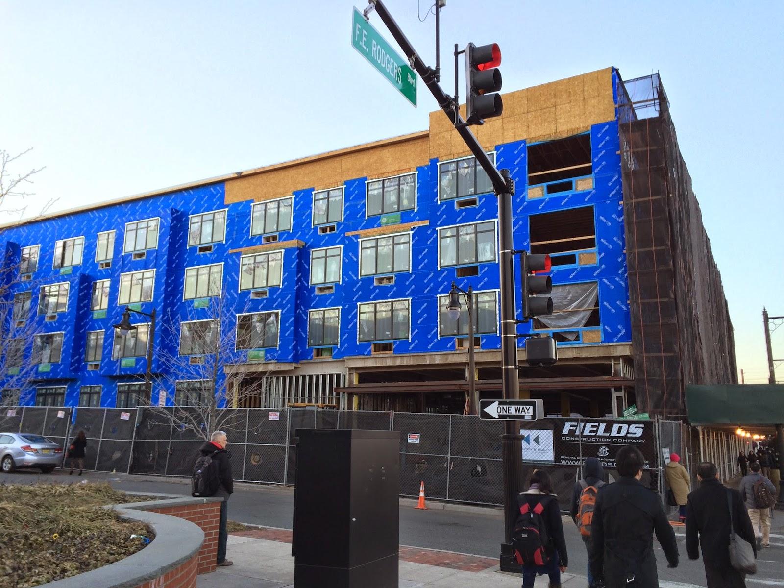 Newark, Harrison, Jersey City, Hoboken | Urbanism vs Modernism