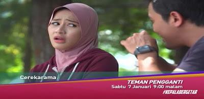 Image result for Teman Pengganti (TV3)