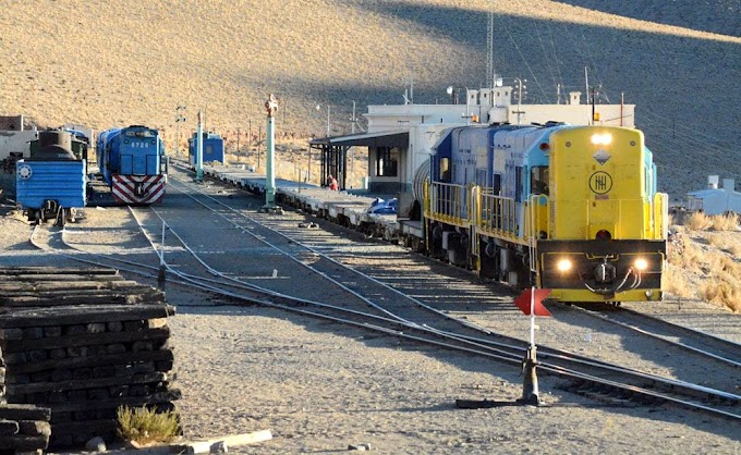 Arrancan las obras del Proyecto de Integración Ferroviaria Argentino-Boliviana