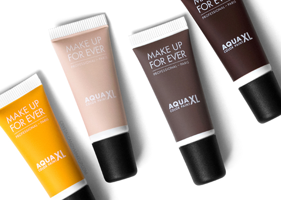 Make Up For Ever Aqua XL Color Paint M-40 M-52 M-56 M-60 Review