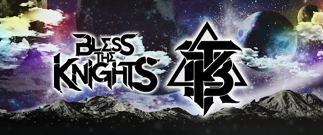 "BLESS THE KNIGHTS "" Release The Beast-Java Invasion "" TOUR !"