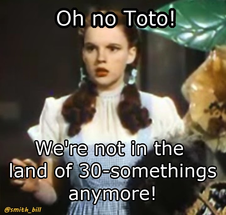 Top 10 Movie Star Birthday memes for a 40th birthday wizard of oz dorothy