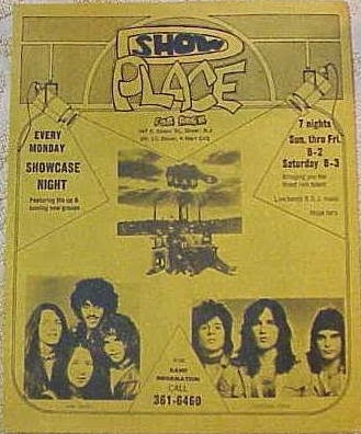 Showplace flyer