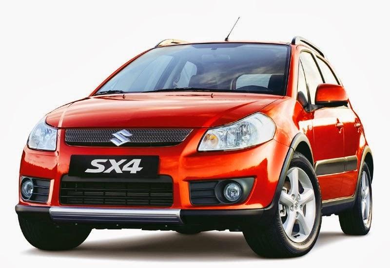 Harga Mobil Suzuki Sx4