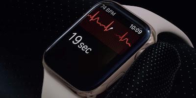 d6748a0ffb9 ... para ver o seu ECG lido pelo Apple Watch