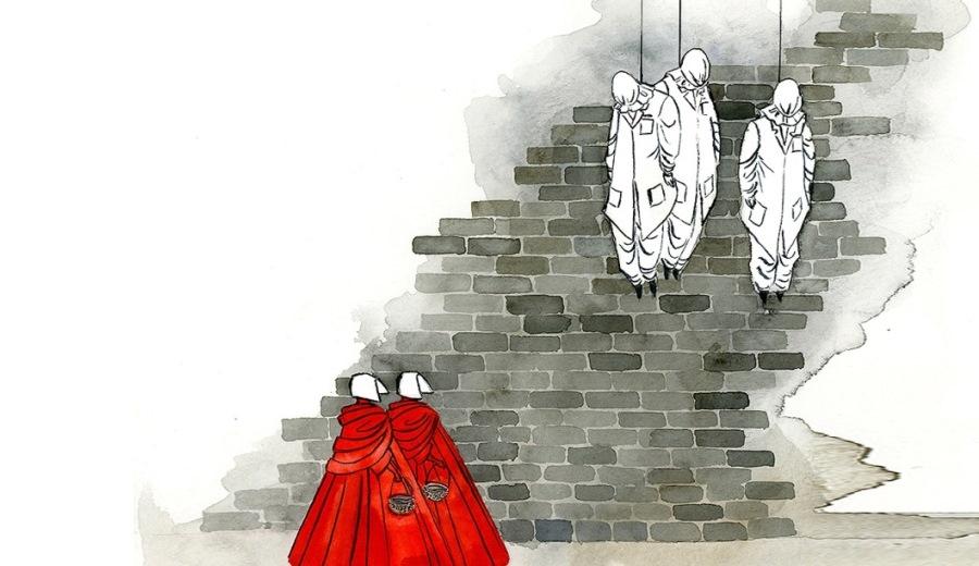 O conto da aia, de Margaret Atwood e Renée Nault