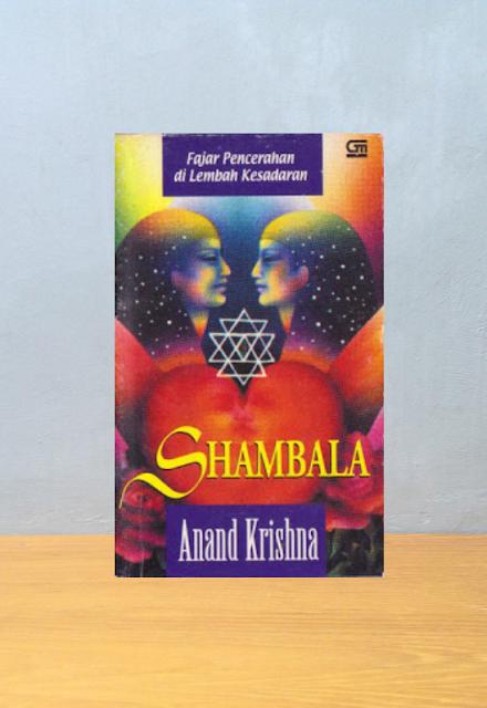 SHAMBALA, Anand Krishna