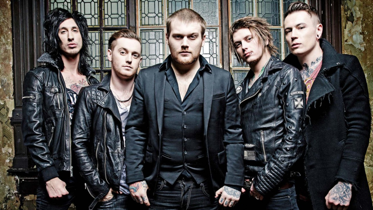 Asking Alexandria Into The Fire Mp3 for Android - APK Download