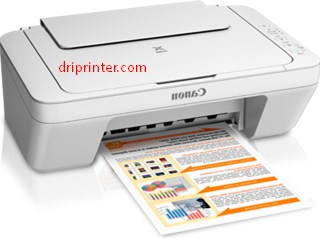 Resetter Canon Pixma MG2570 Error 5B00 and Error 1700