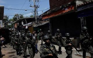 Leia a íntegra do decreto de intervenção federal na segurança do RJ