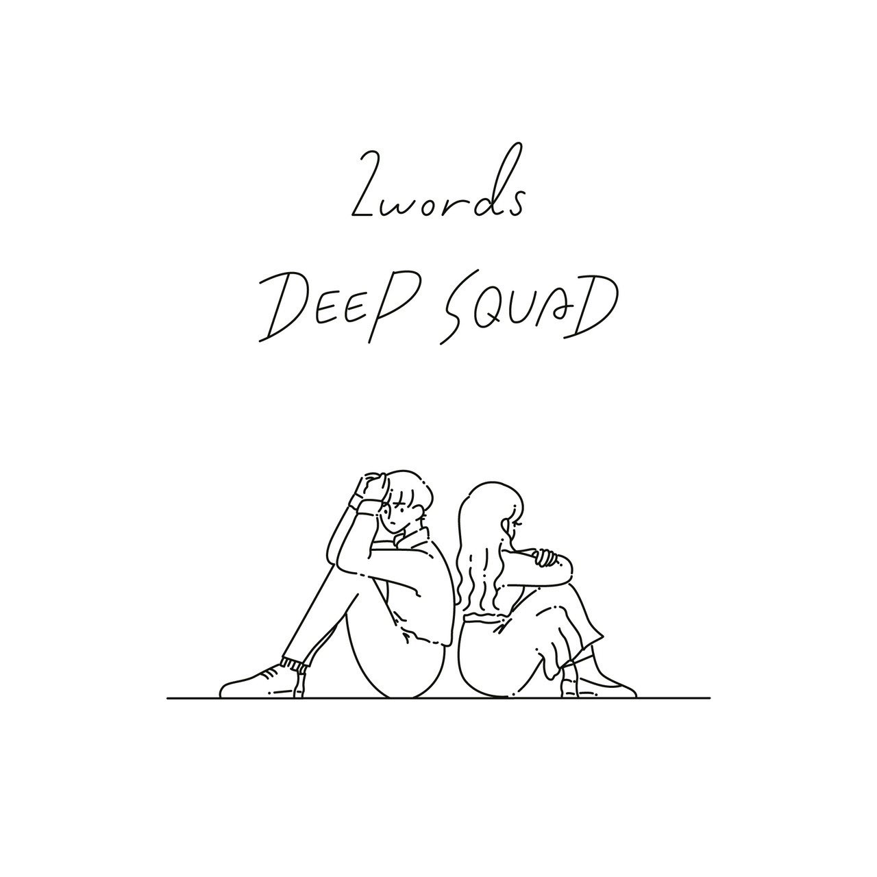 DEEP SQUAD - 2words [2021.04.11+MP3+RAR]