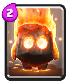 Clash Royale Fire Spirits Chart - Cards Wiki