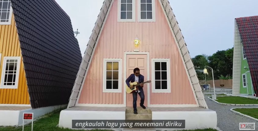 Lagu Amira Othman : Jaga-Jaga Best! (OST Abang Bomba I Love You)