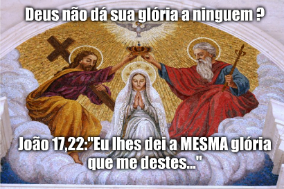 Deus Não Divide Sua Glória Com Ninguémis 428 A