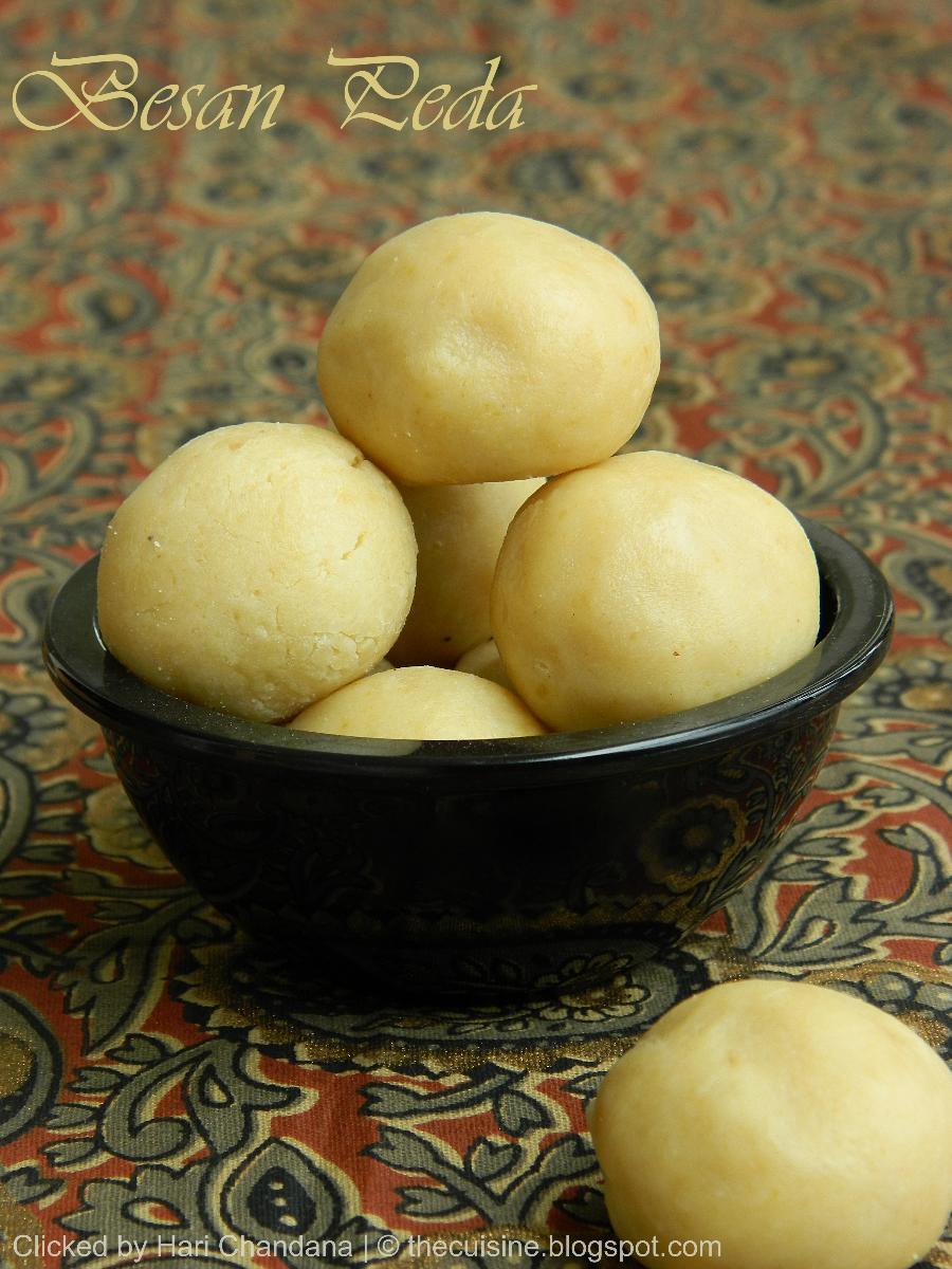 besan peda recipe, diwali sweets