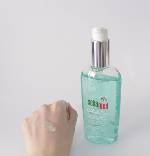 Sebamed gel aloe dermohidratante