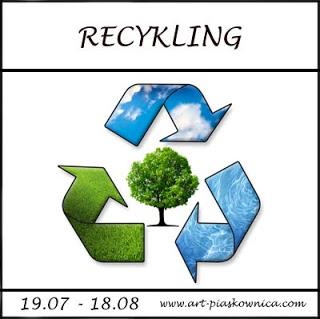 07 recykling - Aniołki zrecyklingu