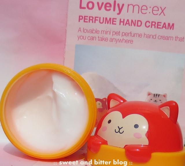 The Face Shop Me: Ex Mini Pets Fruits Hand Cream Review