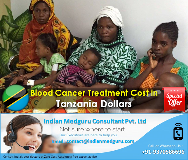 Blood Cancer Treatment Cost in Tanzania Dollars