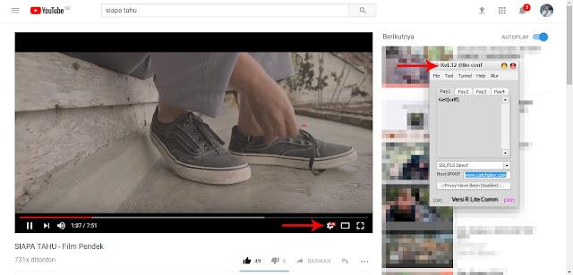 trik videomax di pc