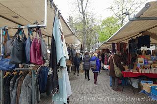 荷蘭, 北市場市集,Nordemarkt, 阿姆斯特丹, amsterdam, holland, netherlands