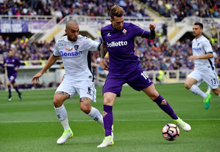 Italy Serie A: Watch Fiorentina vs Empoli live Stream Today 16/12/2018 online