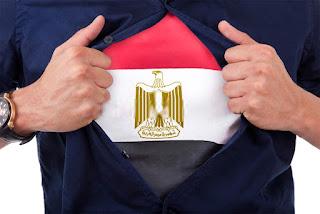 صور علم مصر فى القلب 2018